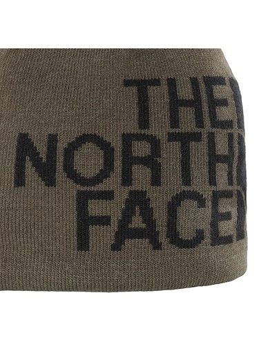 The North Face Reversible Banner Bere Haki/Siyah Yeşil